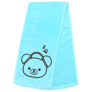 印花毛巾-1